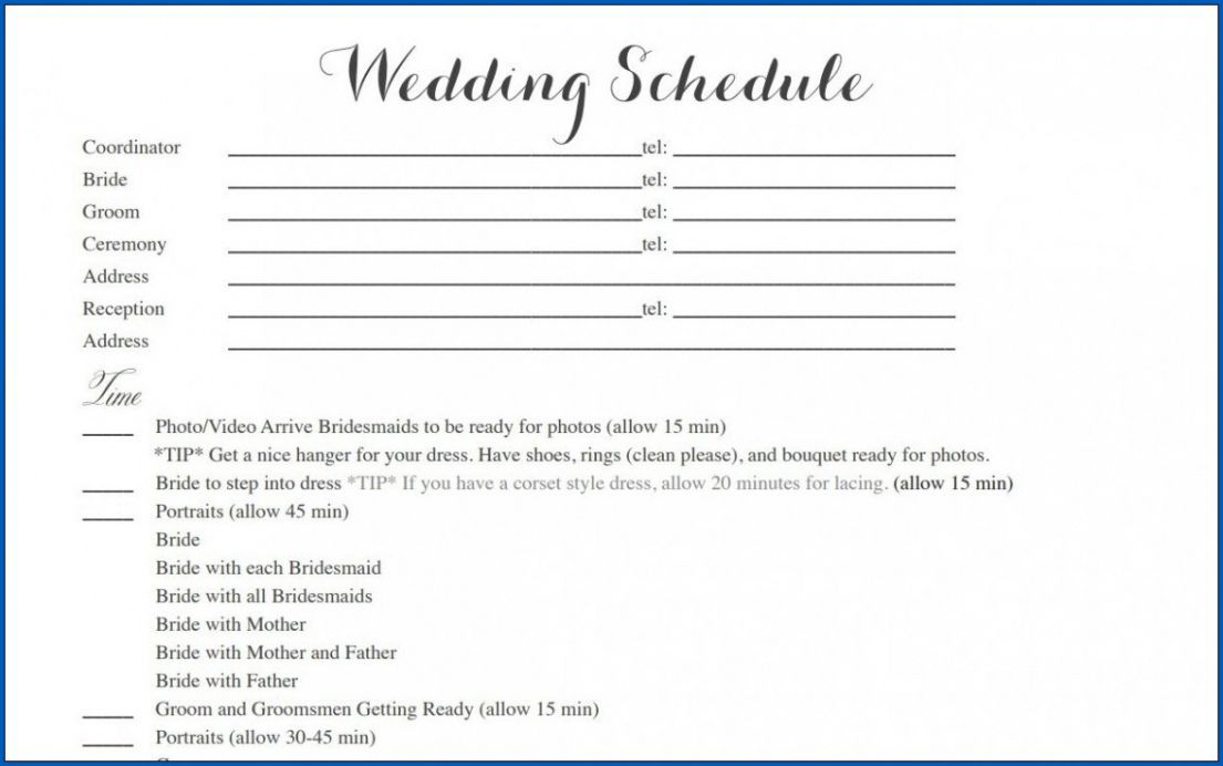 Editable Free Editable Wedding Day Timeline Template Templateral Wedding Dj Itinerary Temp In 2020 Wedding Itinerary Wedding Itinerary Template Itinerary Template