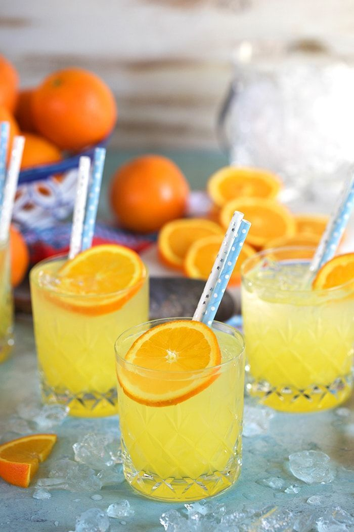FAMOUS Ocean City Maryland Orange Crush Cocktail is easy, quick and refreshing. The Summer cocktail drink you'll want to enjoy all year long.   @suburbansoapbox