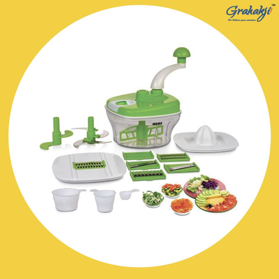ALL IN ONE KITCHEN SOLUTION WITH ATTA KNEADER #Kitchen #appliances ...