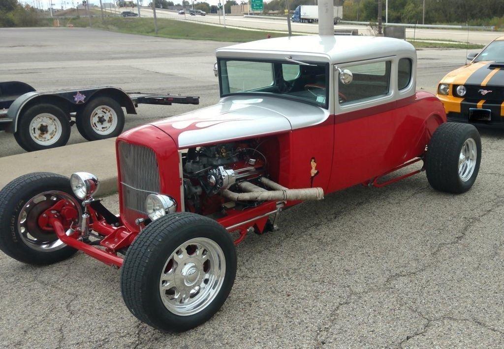 old school 1930 Ford Model A Coupe Replica | Replica cars for sale ...