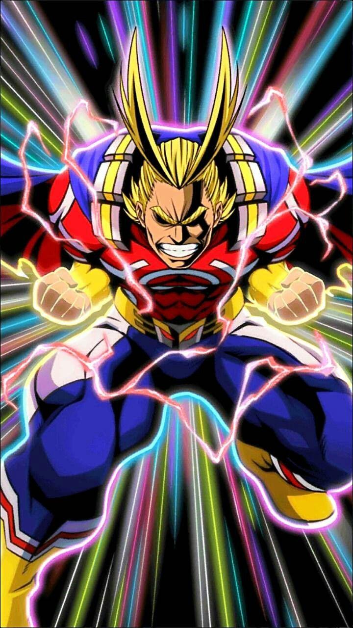 ALL MIGHT ONE FOR ALL PLUS ULTRA SMASH | Personagens de anime, Super anime,  Desenhos de anime