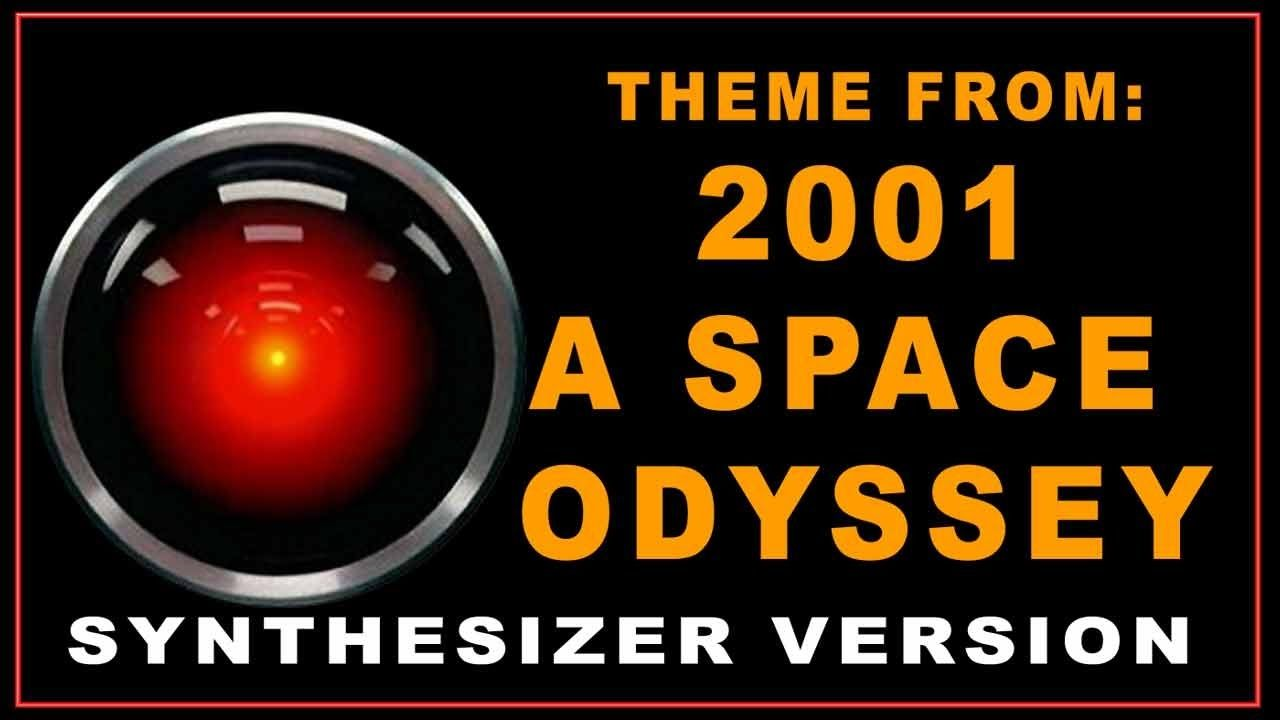 Theme from 2001 A Space Odyssey - Synth version with Realivox Blue