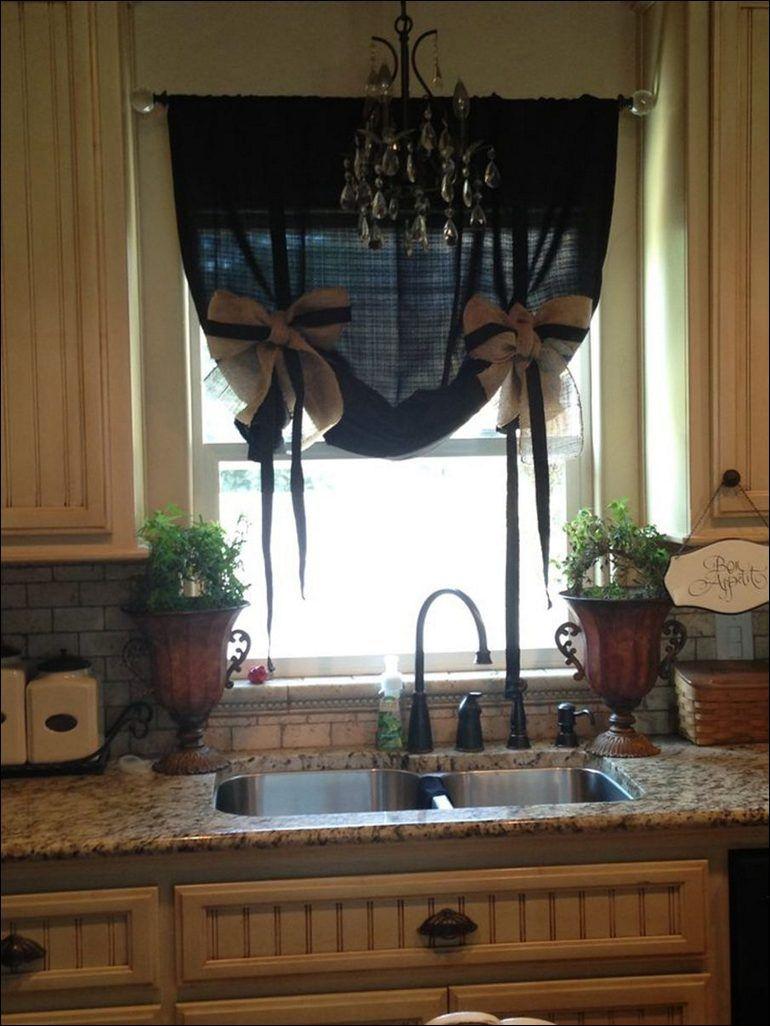 Sackleinen Küche Vorhänge Dies ist die neueste Informationen auf die ...