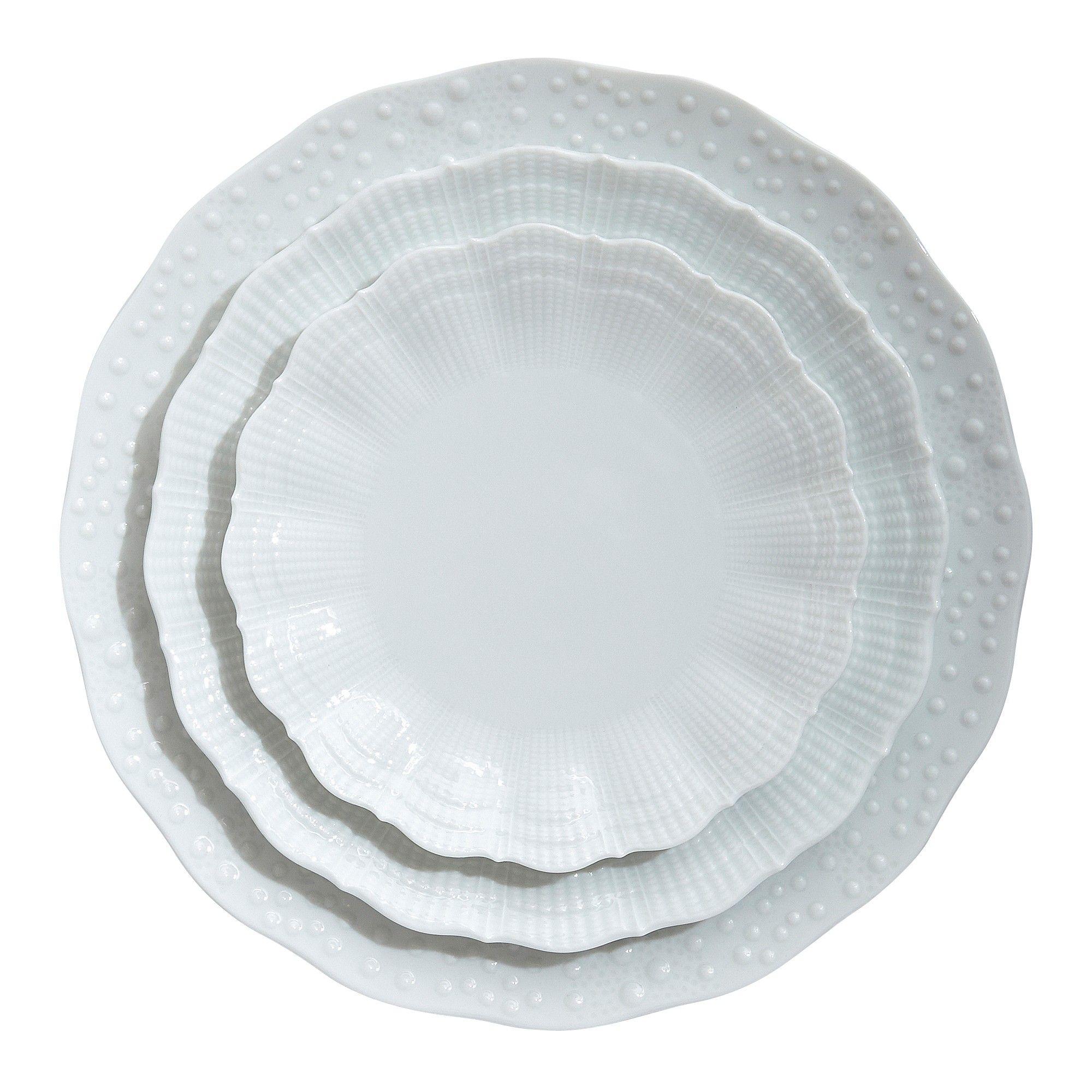 Medard De Noblat Corail Porcelain Dinner Plate  sc 1 st  Pinterest & Medard De Noblat Corail Porcelain Dinner Plate | .tabletop ...