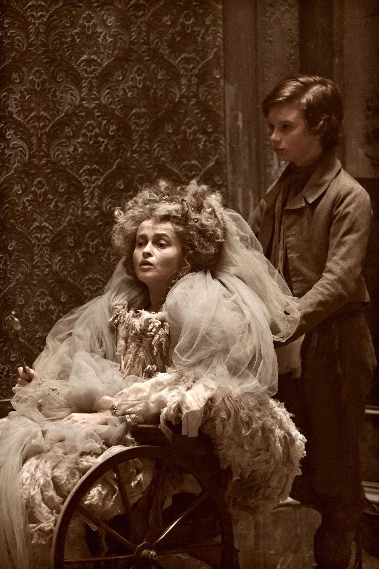 Great Expectations Picture 45 | Havisham, Helena bonham carter, Miss  havisham