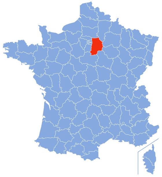 Seine Et Marne The Department Where Fougerus Is From Alpes