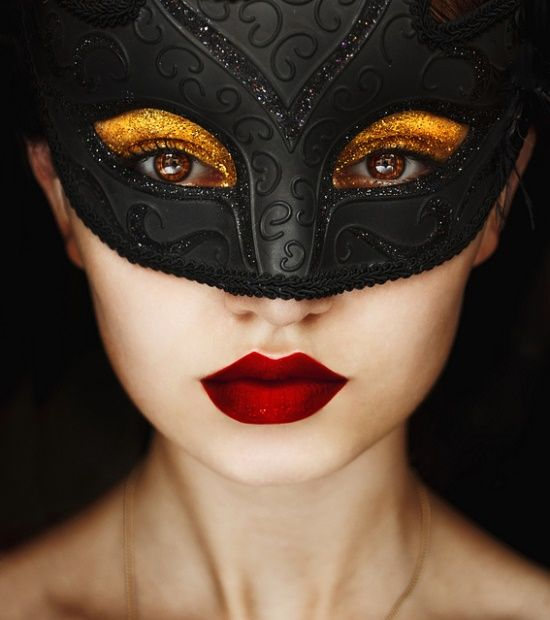 Image result for people wearing masquerade masks