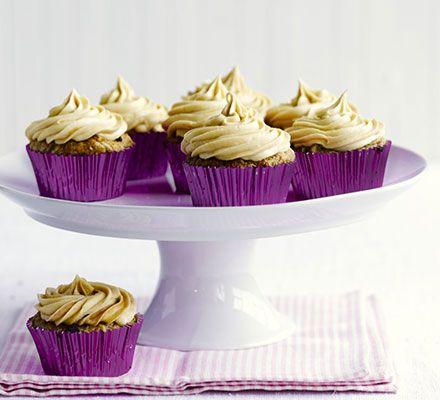 peanut butter cupcakes bbc