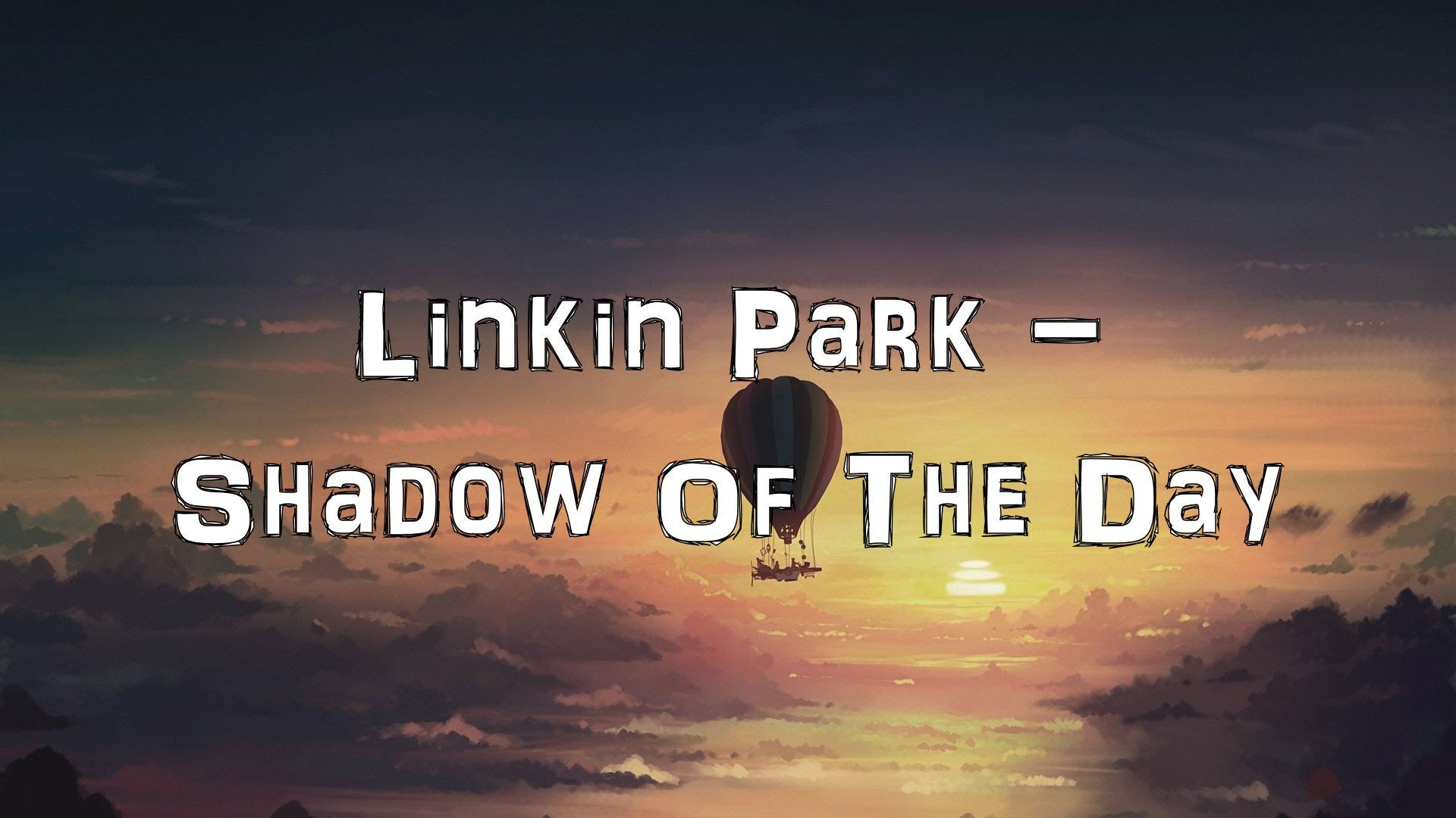 Linkin Park - Shadow of the Day [Acoustic Karaoke