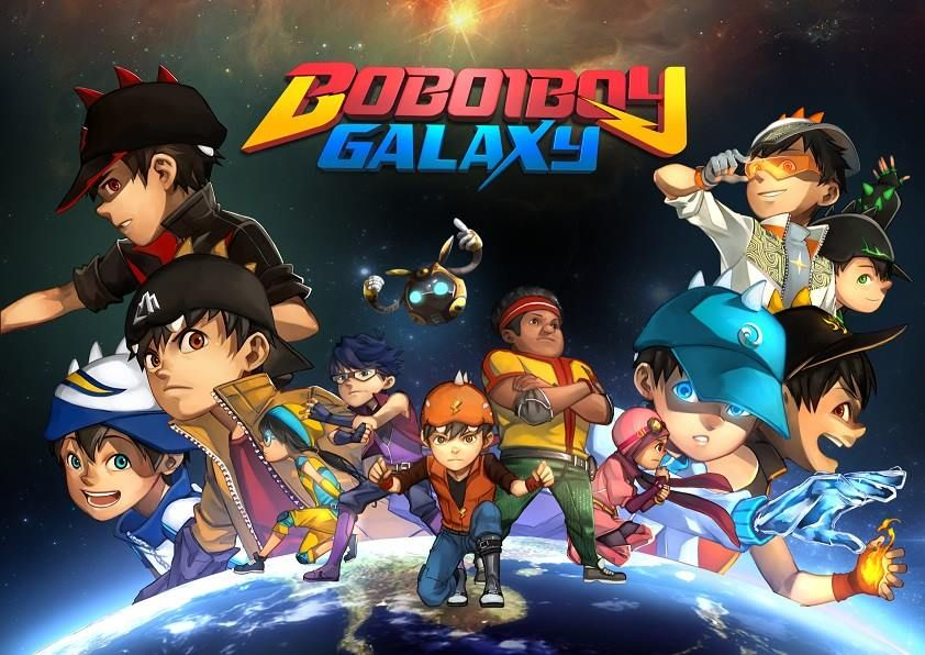 boboiboy galaxy cartoons movies pinterest boboiboy galaxy