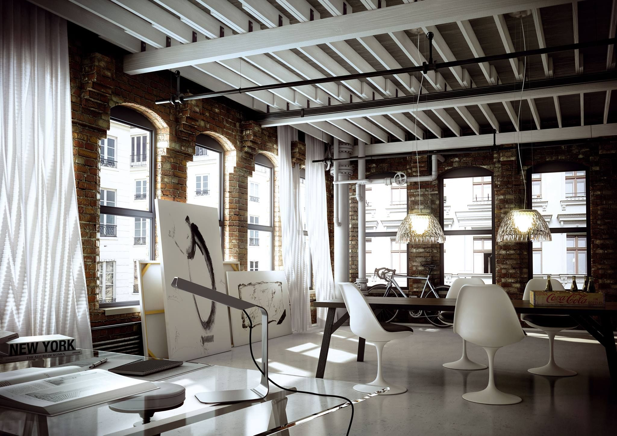 Pin by Smi Ko on INDUSTRIAL | Interior designers in hyderabad