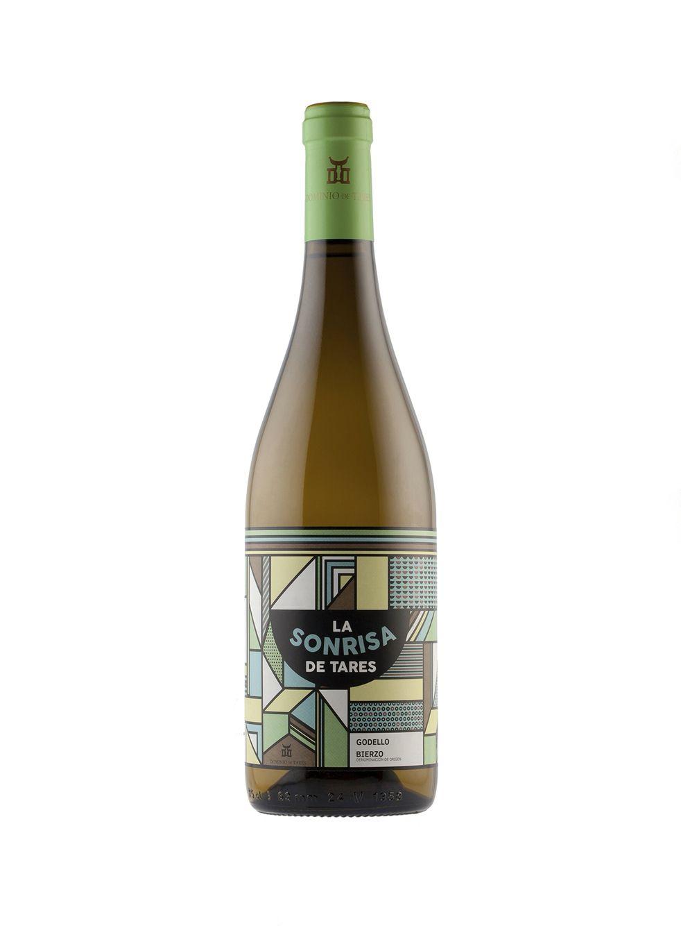 La bodega Dominio de Tares tiene un nuevo vino blanco en el mercado, La Sonrisa de Tares , joven, y elaborado con la variedad Godello de la Denominación de Origen #Bierzo. #Winelovers, #wine, #vino