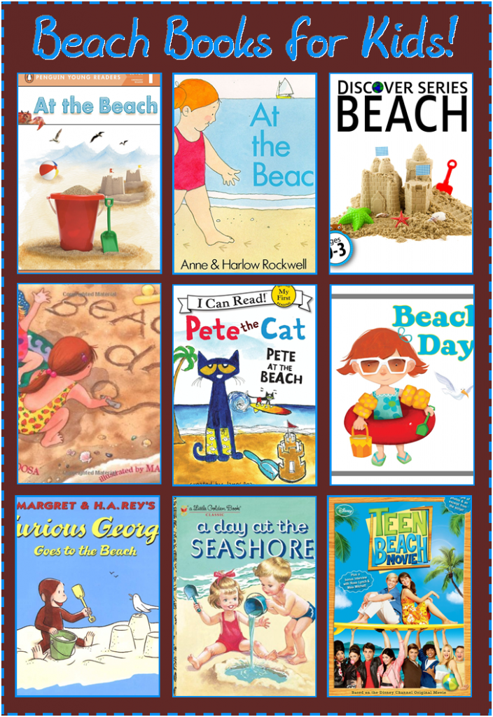 Good Beach Books For Kids