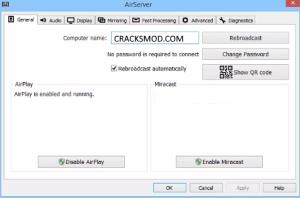 free airserver code