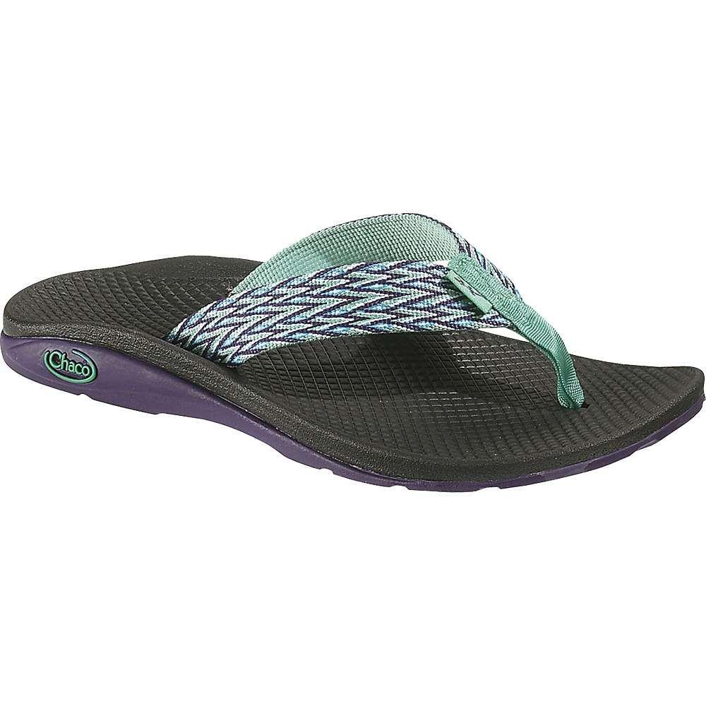 a73b5eda9 Chaco Women s Flip EcoTread Sandals - 7 - Dagger
