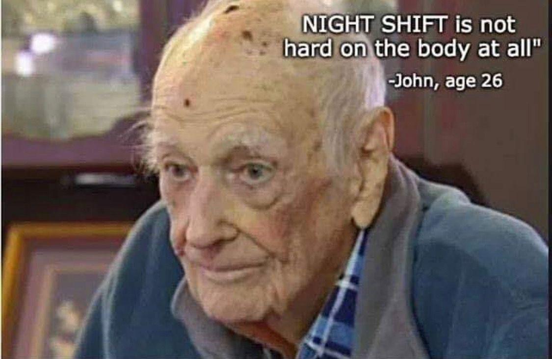 Night shift Nurse memes humor, Nurse jokes, Nurse humor