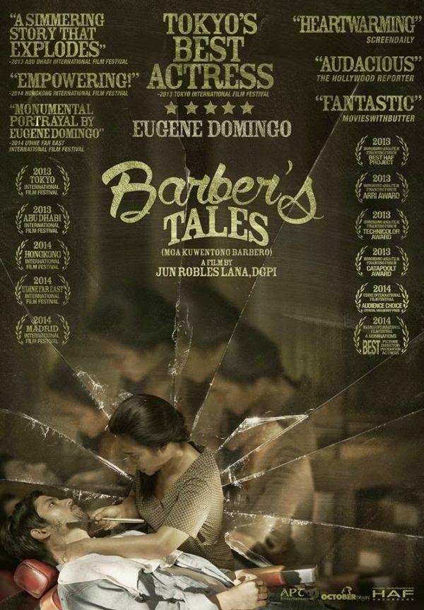Mga Kuwentong Barbero (Barber's Tales) 2014 Philippines