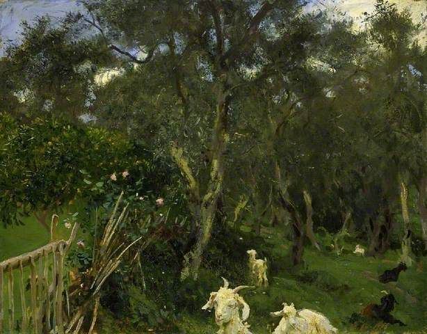 Your Paintings - John Singer Sargent paintings