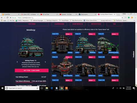 Mining Games Cryptocurrency Free Bitcoin by Playing