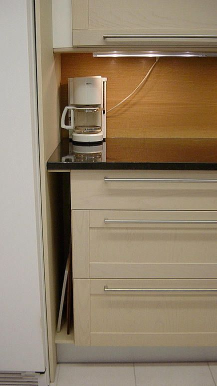 Storage Space vs. Cabinet Filler It's not always possible to be as ...