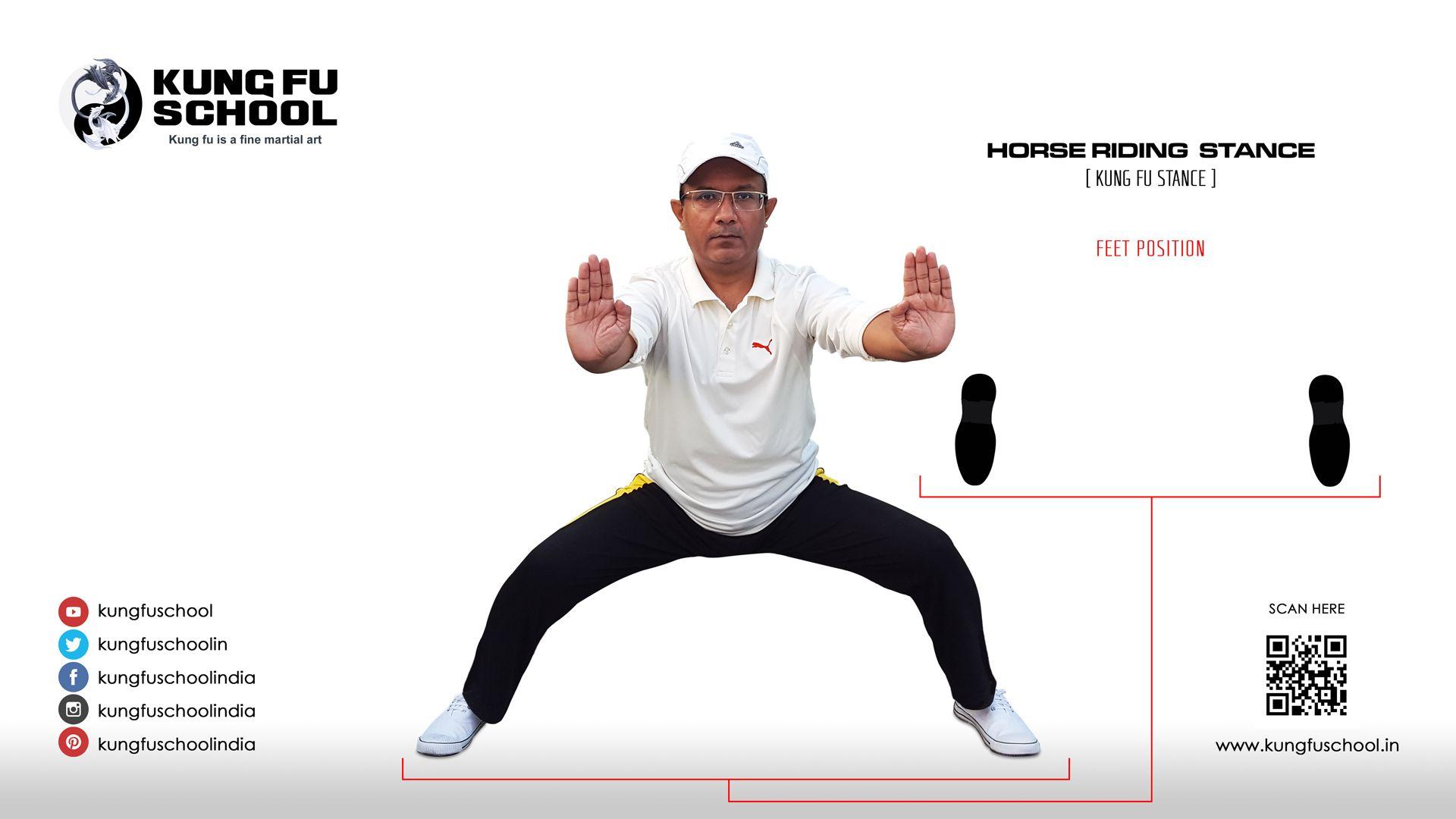 Kung fu stances kung fu stance learn kung fu stances