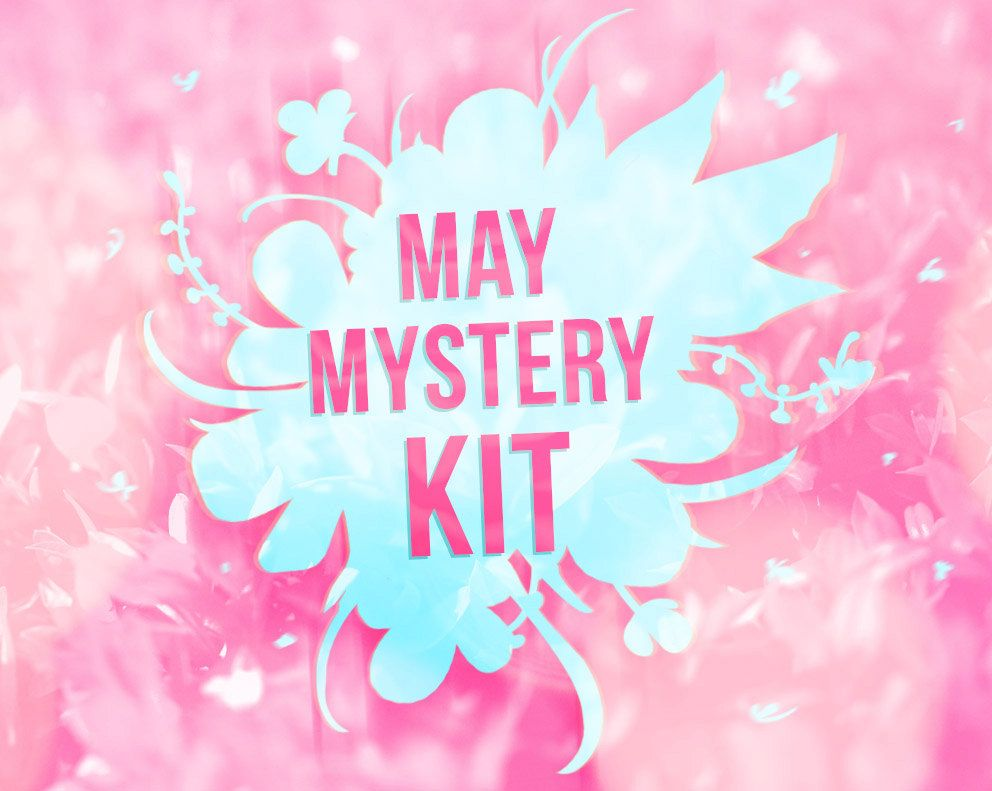 PRINTABLE May Mystery Kit Printable May planner sticker set Mystery Planner Sticker Set Planner Sticker Kit for Erin Condren May Sale by EnjoyPlanning on Etsy