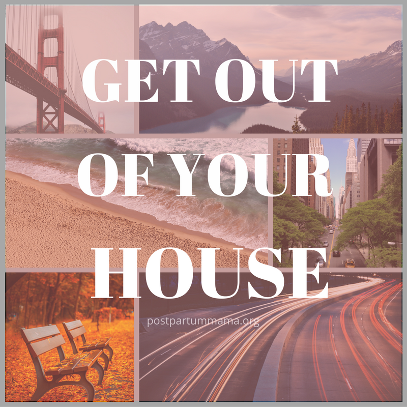 Self Care Solutions: Getting Out of The House in 4 Easy Steps
