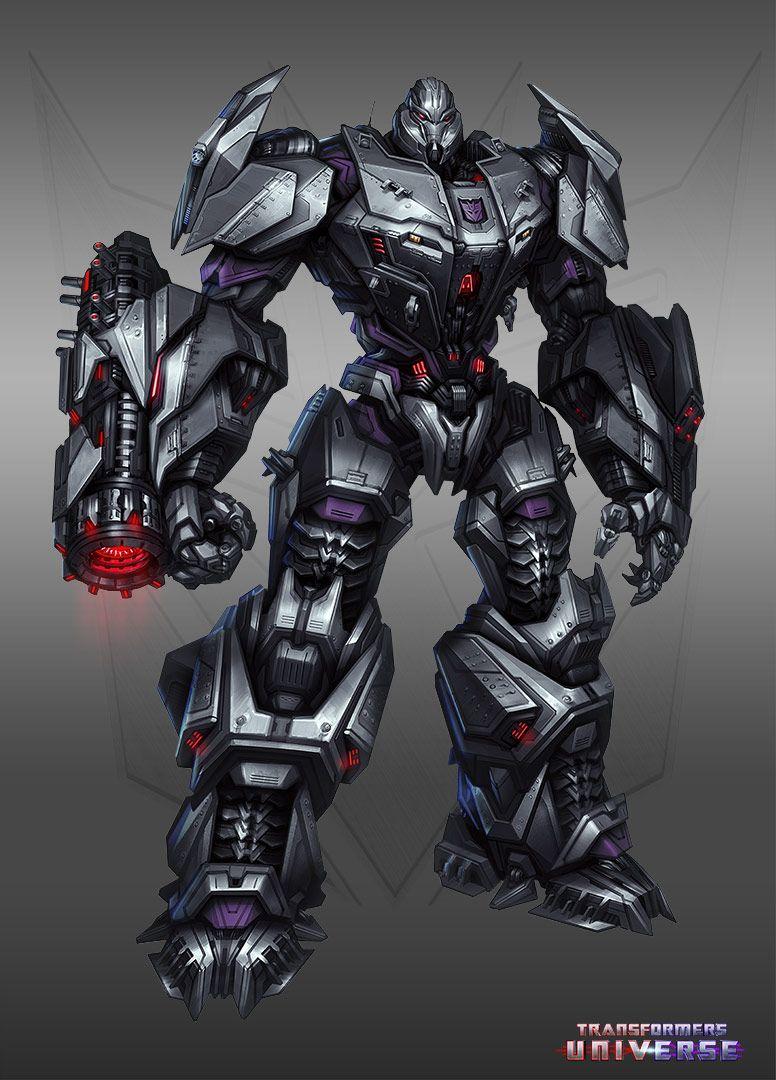 Transformers Universe Bumblebee Optimus Prime And Megatron Art