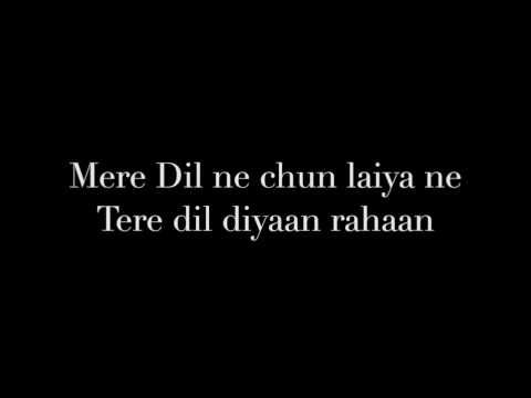 Quot Tum Hi Ho Quot Lyrics Amp English Translation Quot