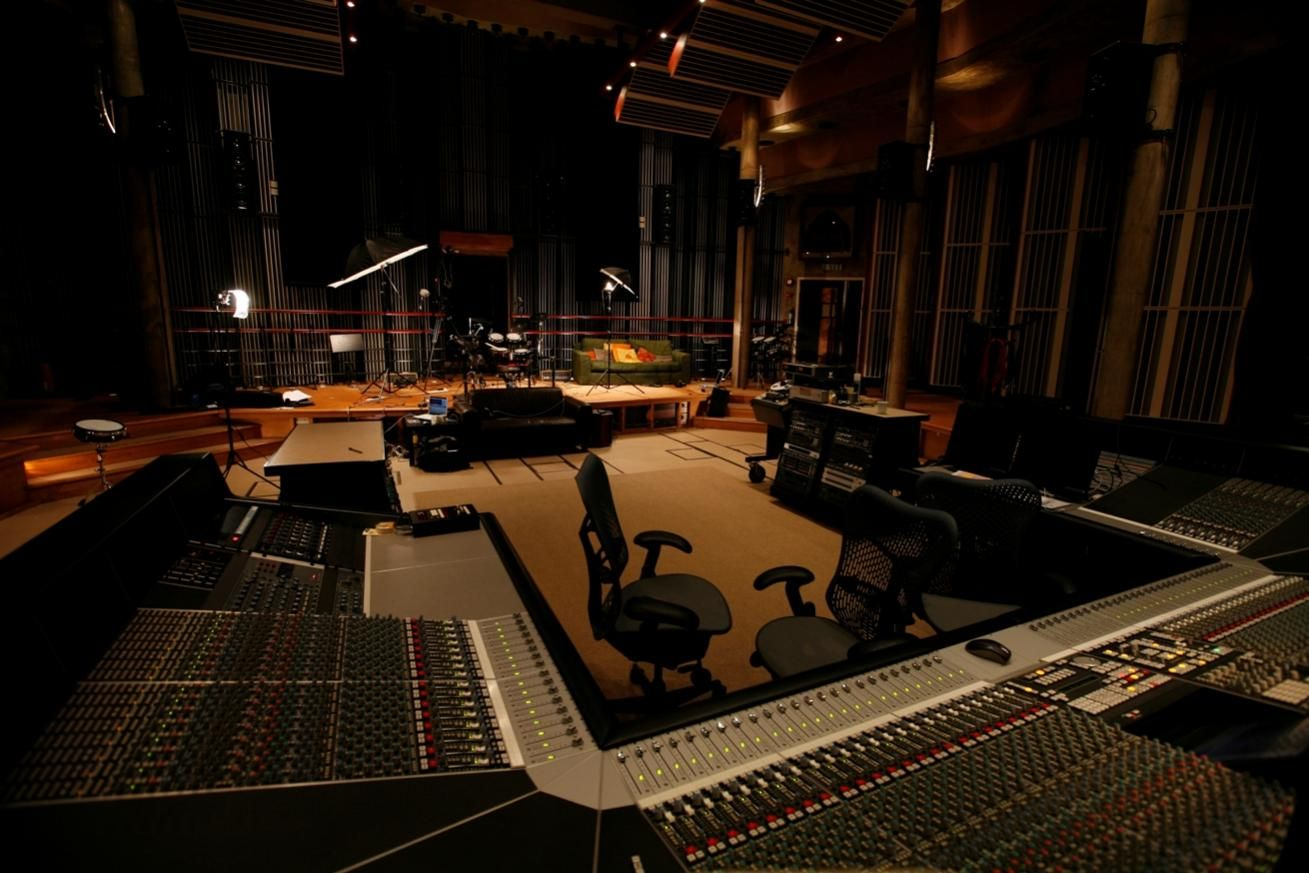 Control Room 1 At Real World Recording Studios Pinterest Recorder Music Studio Rooms
