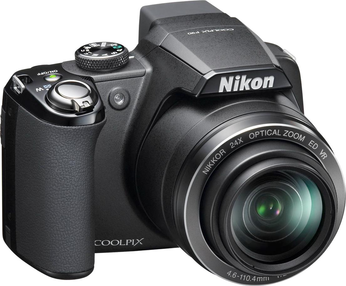 Photo Camera PNG Image Nikon digital camera, Digital