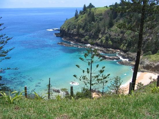 Anson Bay Lodge Bay Lodge Norfolk Island Australia
