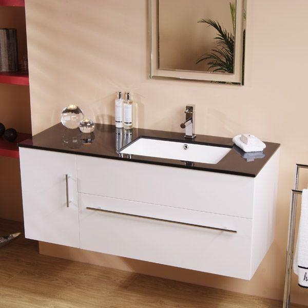 Worthy Modern Bathroom Vanity Units M74