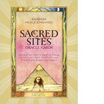 This elegant and eclectic oracle deck by Barbara Meiklejohn-Free includes 53…