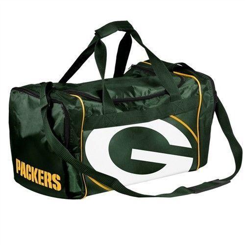 Green Bay Packers Locker Room Collection Duffle Bag - Medium
