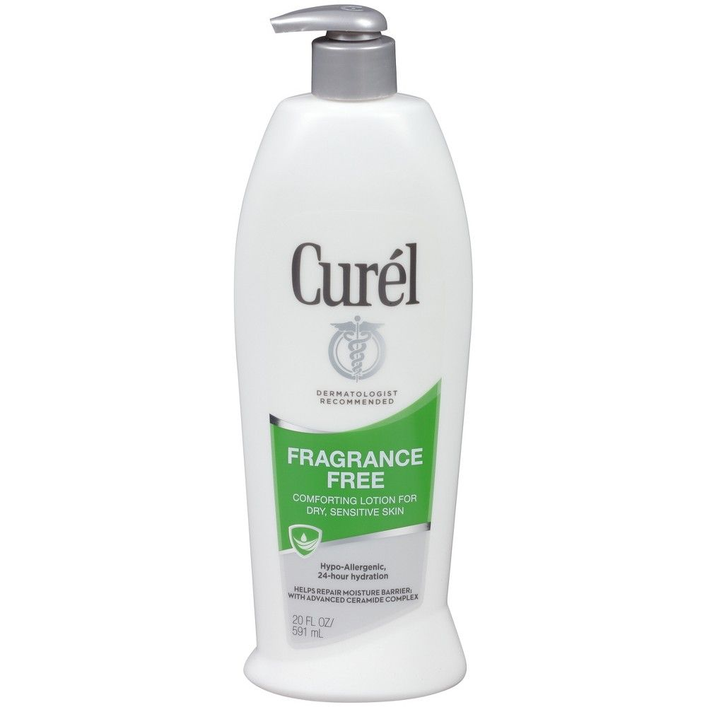 Unscented Curel Daily Moisture Hand Body Lotion 20oz Lotion