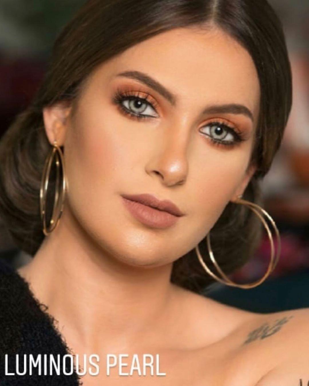 22 Likes 0 Comments Bella Contact Lenses Iraq Bella Contact Lenses Iraq On Instagram عدسات بيلا الاولى في العراق Luminou Hoop Earrings Earrings Lenses