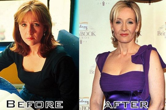 The magical JK is Rowling back the years | Daily Mail Online