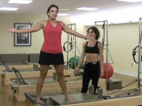 Pilates for Tennis Fitness Tip