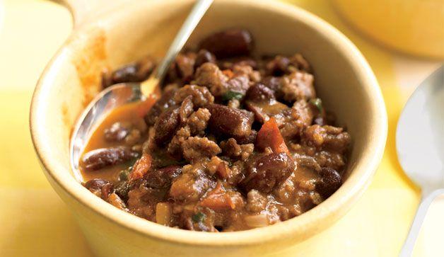 Healthy Chili Recipe | Prevention