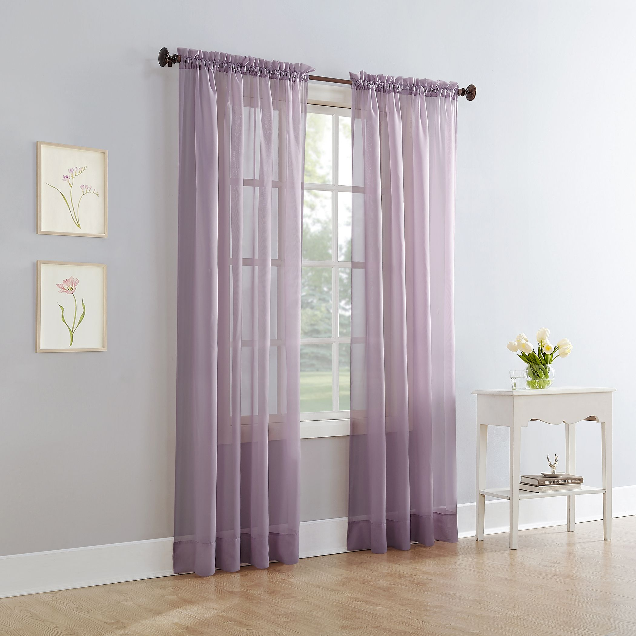 Home Voile Curtains Curtains Panel Curtains