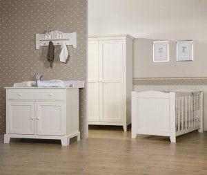 babykamer idee, in de kleur bruin | inspiratie voor de babykamer, Deco ideeën