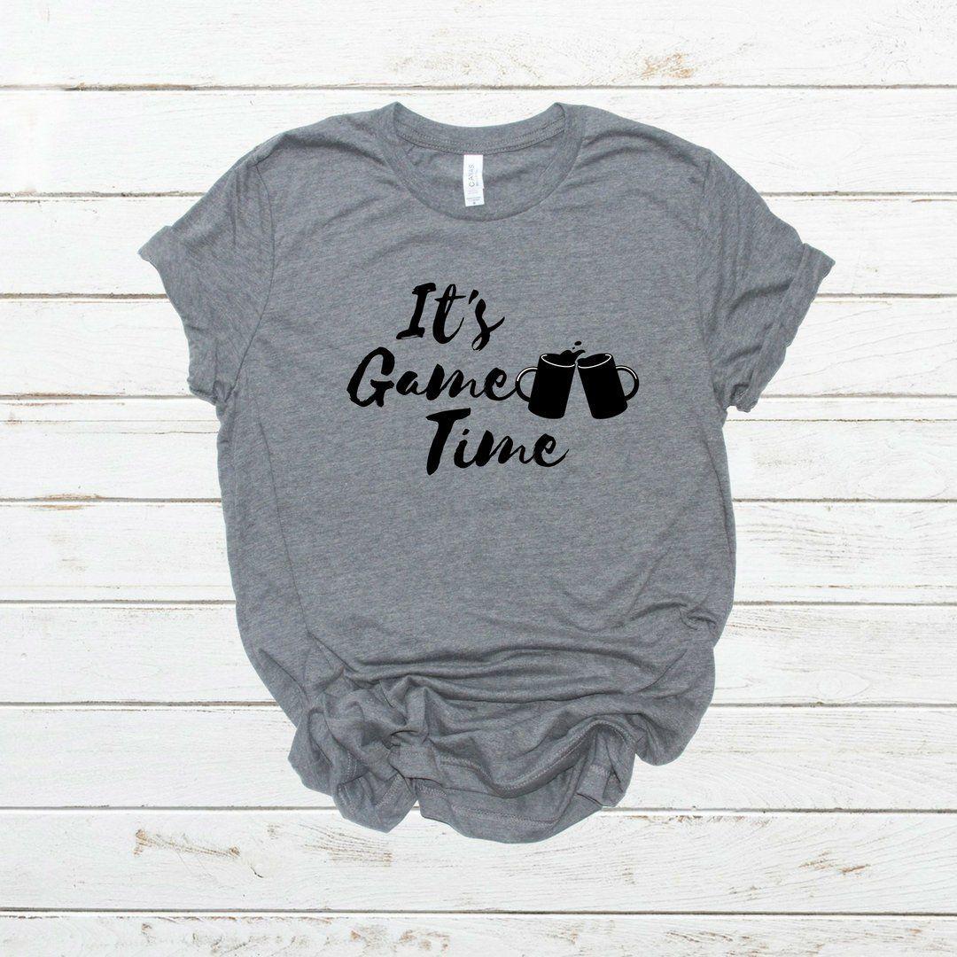 Its Game Time Shirt, Football shirt, game day shirt