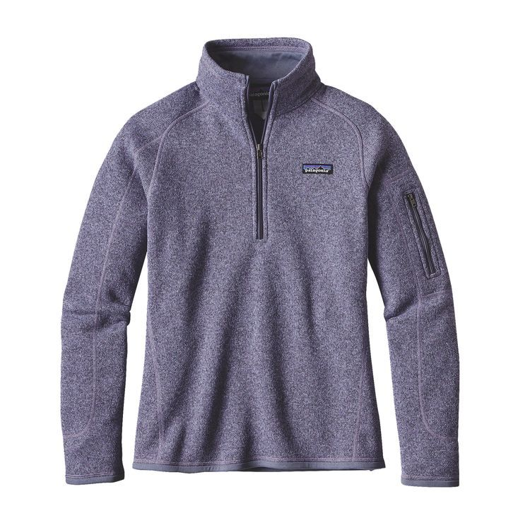 Women's Better Sweater® 1/4-Zip Fleece | Zip, Patagonia and ...