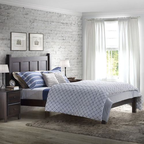 Found it at Joss & Main - Mose Platform Bed | Beds | Pinterest ...