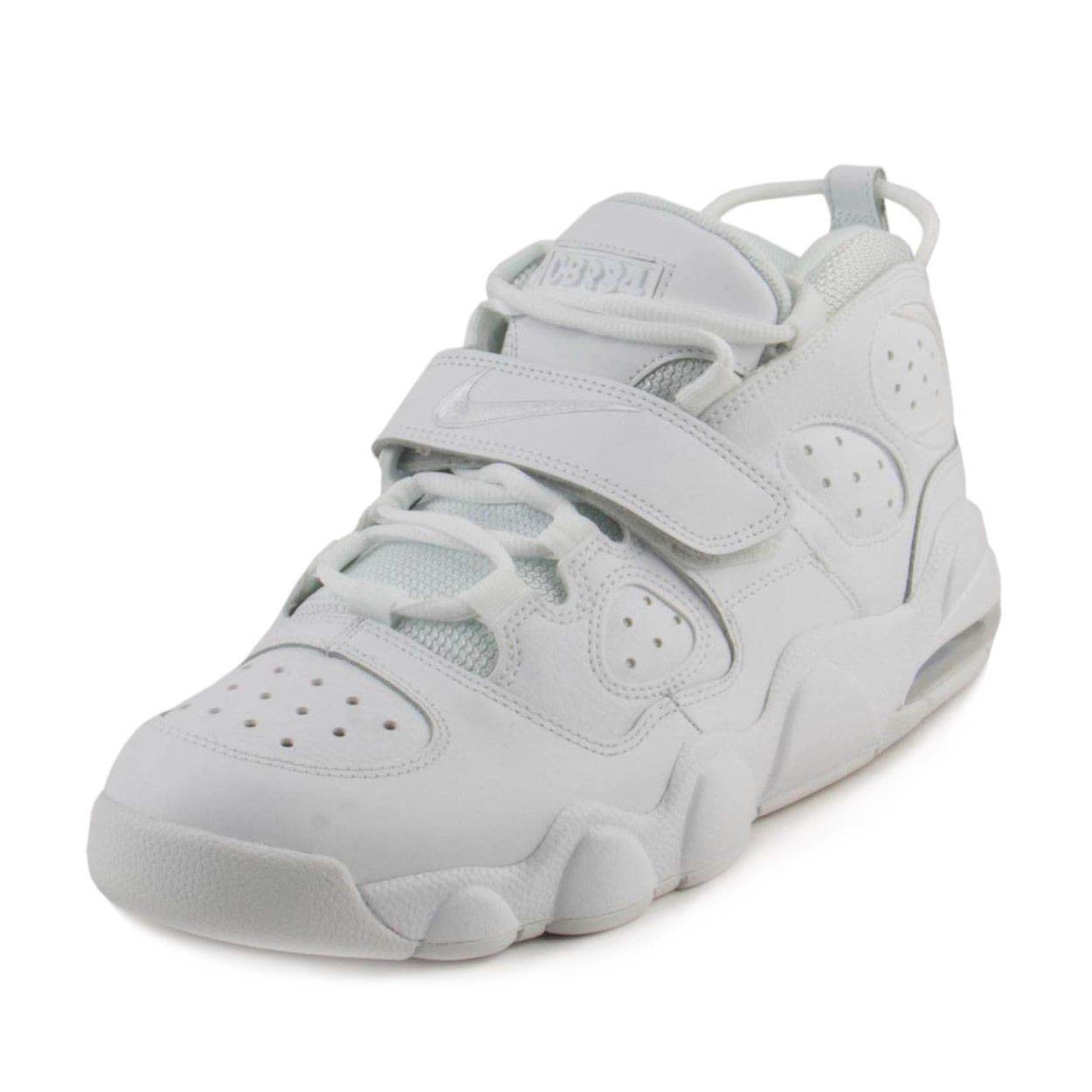 competitive price 39c8e d52cc Nike Mens Air Cb 34 Charles Barkley White 316940-100