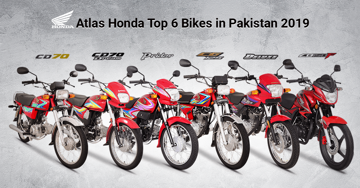 Details About Atlas Honda Top 6 Bikes In Pakistan 2019 The Features And Specifications Of Honda Bikes Are Amazing Get Mor Honda Bike Happy New Year Images