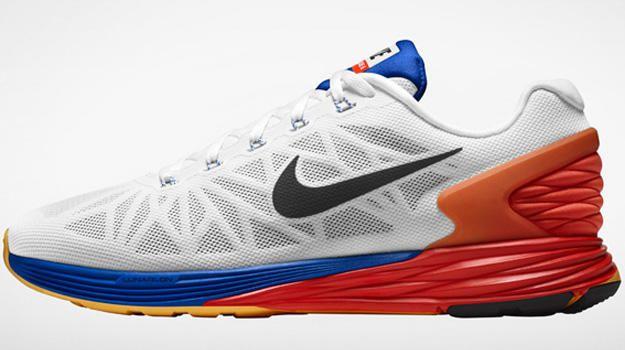 running shoes, Nike lunarglide