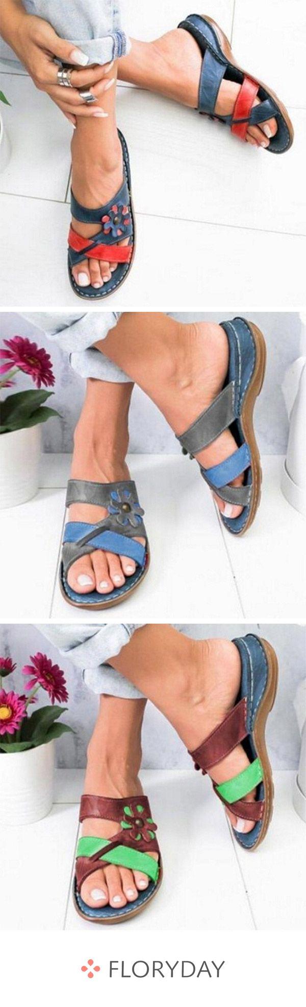 Come allargare un paio di sandali di pelle