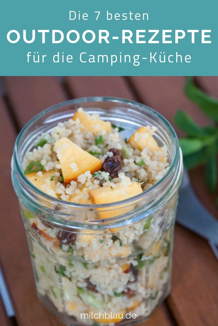 Photo of Outdoor recipes – 7 delicious dishes for camping and trekking